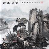 王永平山水画