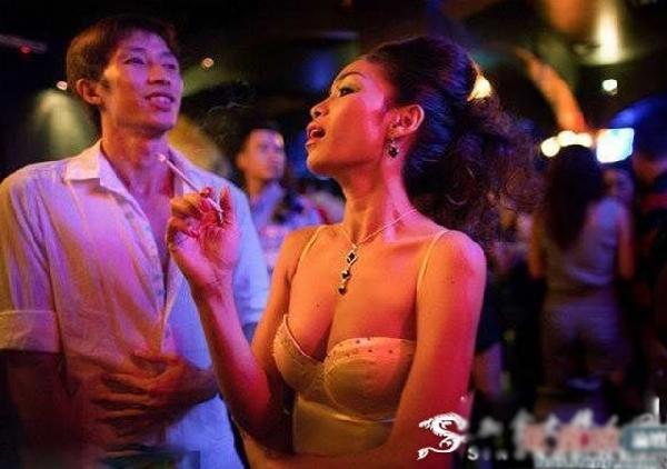 [贴图]越南女孩无比时髦开放的夜生活