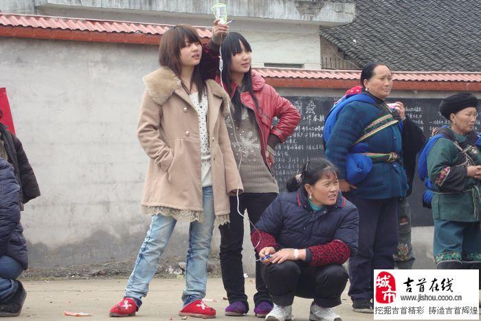 湘西补抽乡最孝顺的90后美女~~