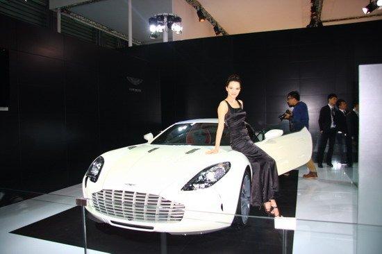 [贴图]上海车展十大豪车
