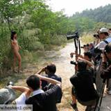 鹤山龙游湾人体摄影