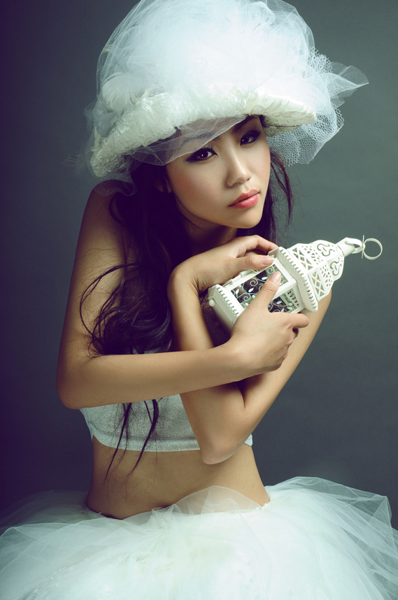 爱薇尔国际婚纱摄影公主馆 艺术2