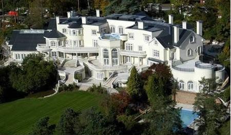 世界最奢华的10大私人豪宅