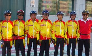 漠河之行——洮南自行车运动协会