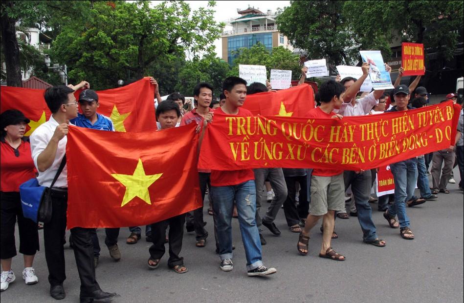 [灌水]越南越来越嚣张了~
