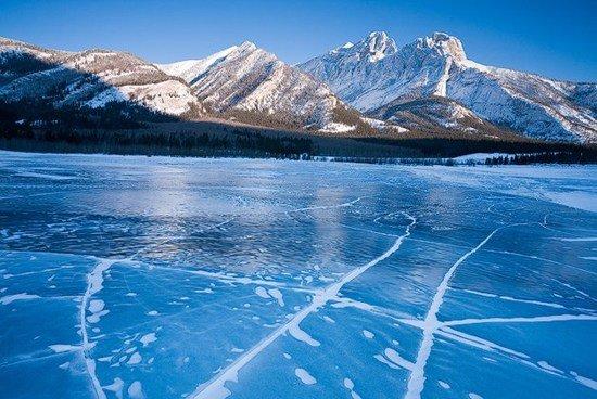 [原创]色彩绚丽的加拿大冰湖