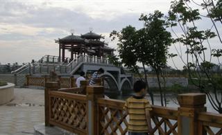 铜陵水晶桥到底有多美?