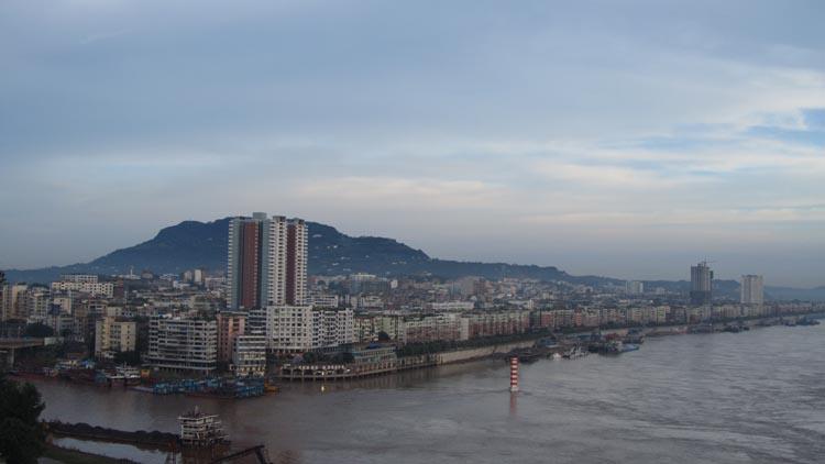 [贴图]合江县城全景