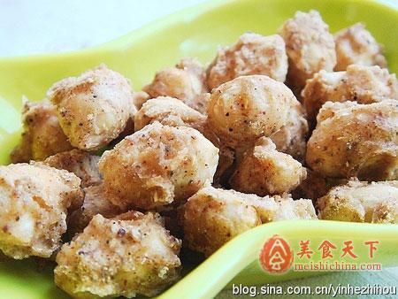 90年代最流行的全民小吃:怪味花生豆