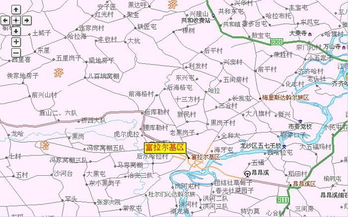黑龙江省第二大城市——齐齐哈尔