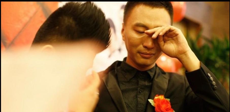 深圳一对男同性恋者公开结婚
