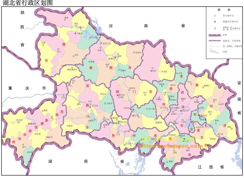 [讨论]湖北省即将从中国版图上消失,湖南省改为洞庭省