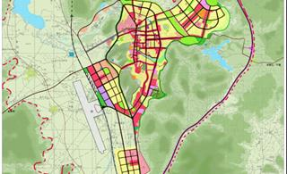 香格里拉县城市总体规划修改方案公示