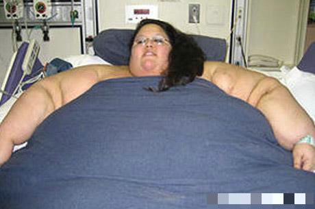 世界上最神奇的10个胖子