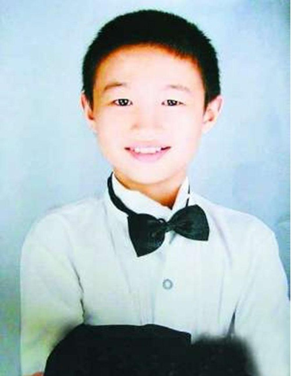 [讨论]14岁阳光少年被认是黑社会大哥 身背命案