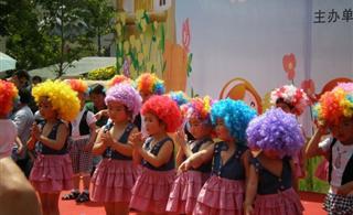 2011年澳门银河网址乐宝堡幼儿园儿童节视频