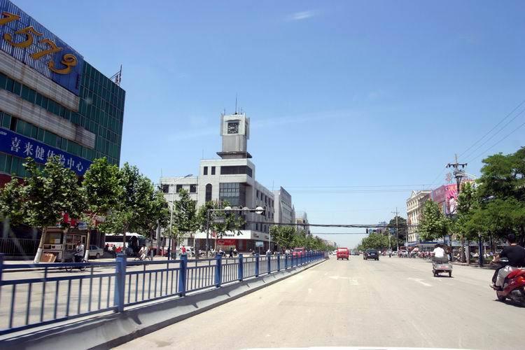 莘县城市建设