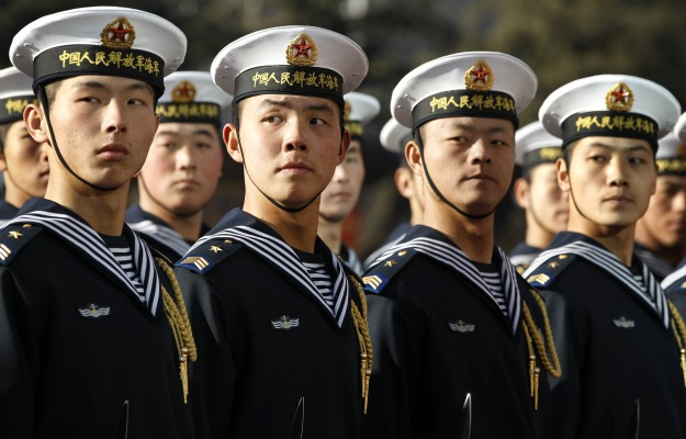 [转贴]推荐一首 中国航母之歌-