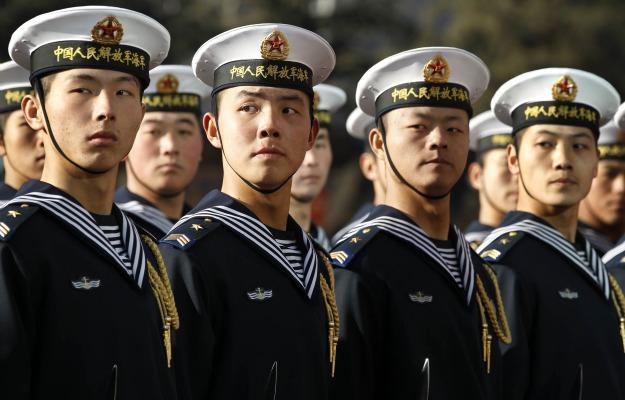 [转贴]-推荐一首 中国航母之歌