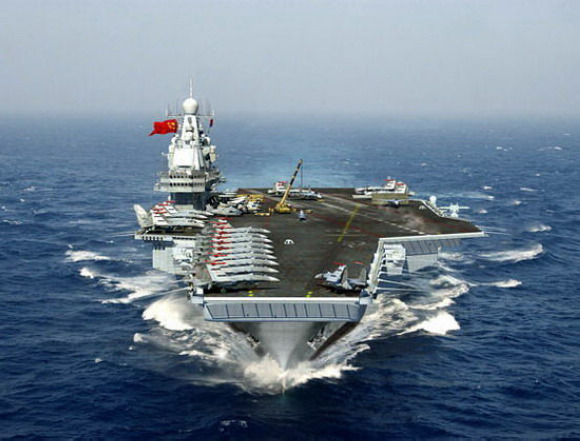 [转贴]·推荐一首 中国航母之歌