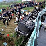 大方县境内交通事故4人死亡,38人受伤,其中5人重伤