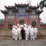 """遂宁""""国光太极""""举行2012年迎春团拜会"""