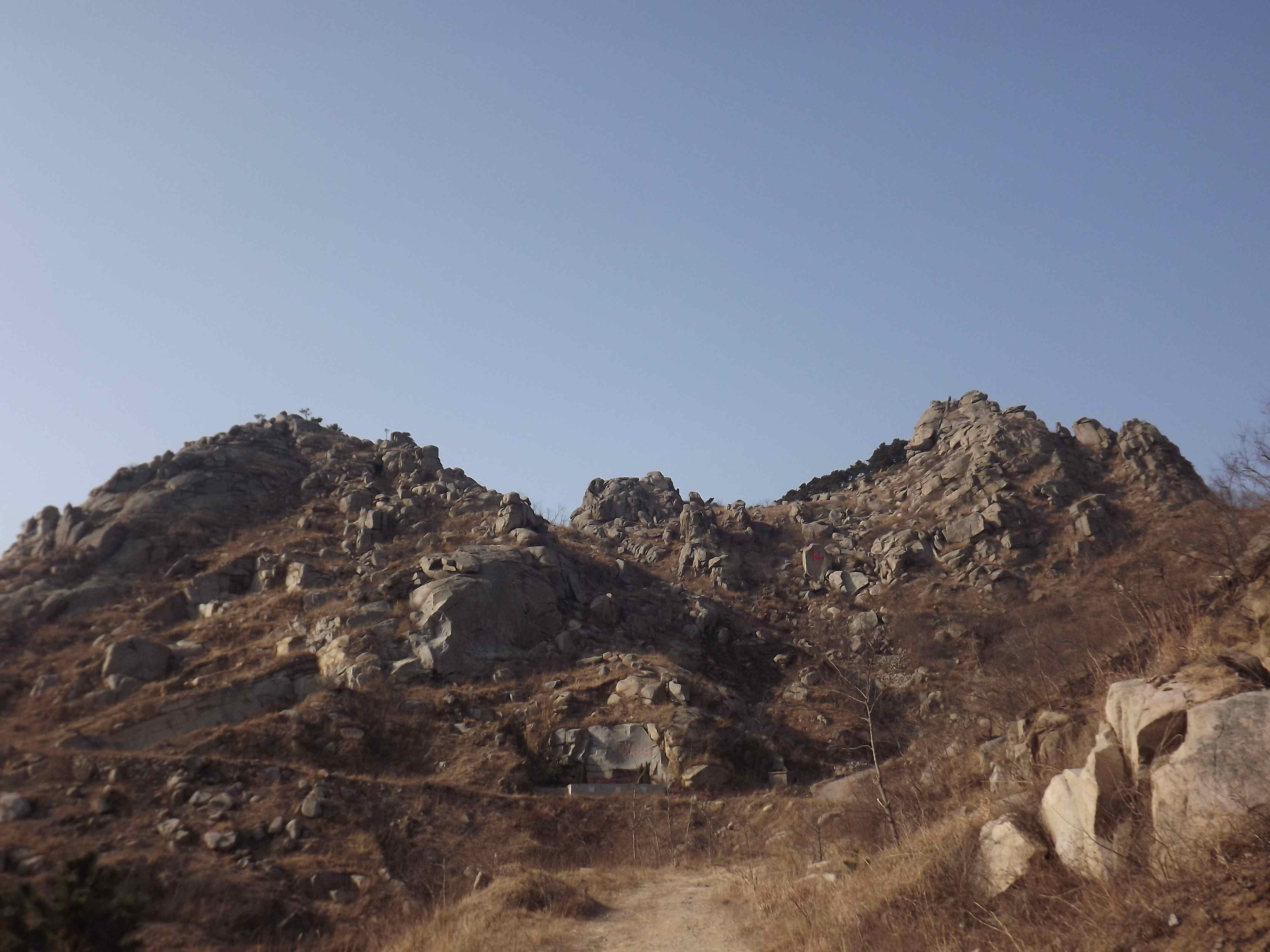 [原创]正月初六爬�f山  随拍