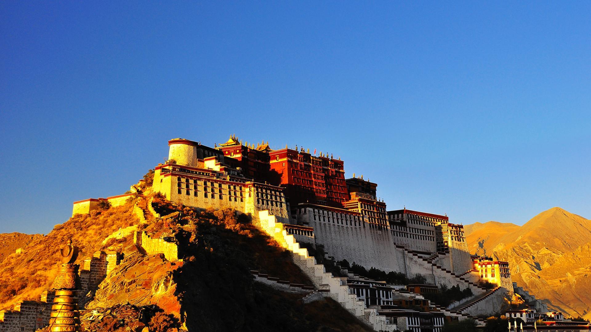 高清西藏风景图片大全