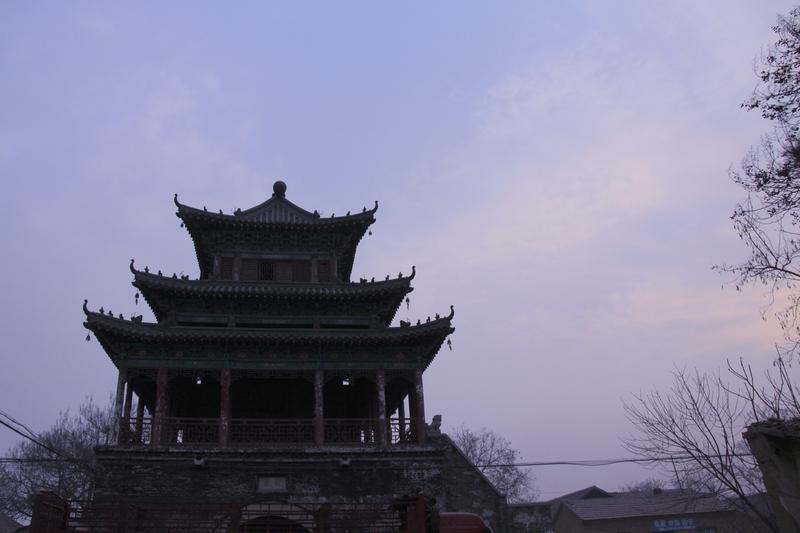 【原创照片】高青古建筑——青城文昌阁