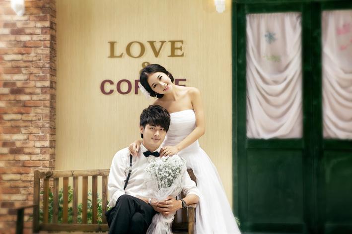 """温馨浪漫的""""韩国风""""主题摄影"""
