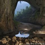 [�D�N]世界上最大的洞穴走廊�n松洞