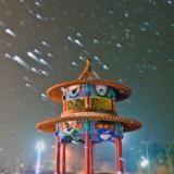 [原��]雪夜小景