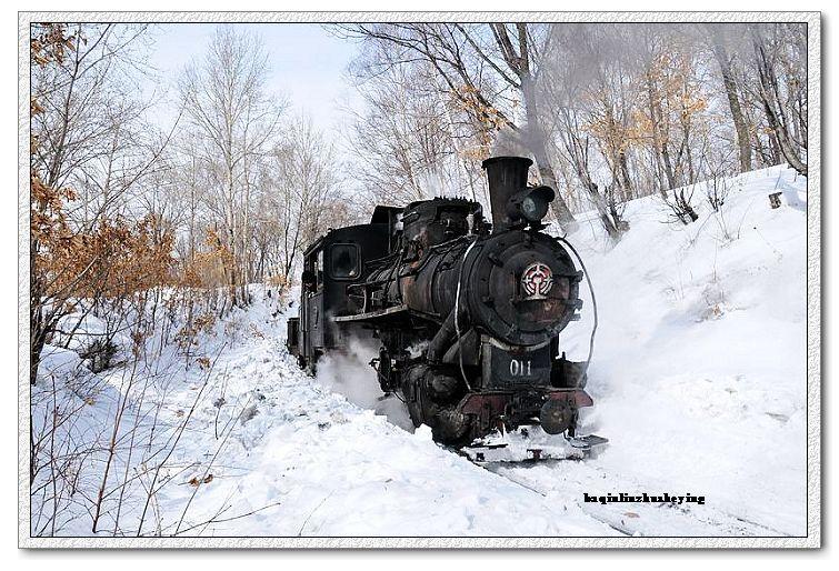 东北完达山桦南森林小火车