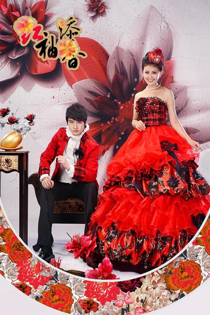 浓情玫瑰-拥有从纯真浪漫到感性大胆、梦幻、优雅