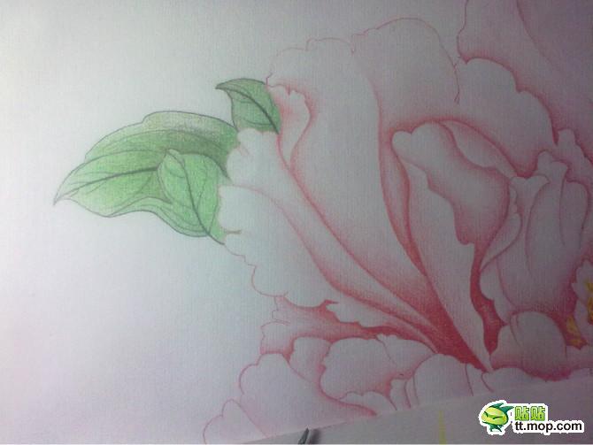 [贴图]好看的彩笔画
