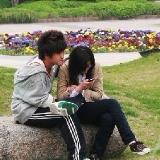 [灌水]如今时兴早恋,实拍长兴的中学生情侣!