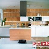 [分享]5款简约厨房装修