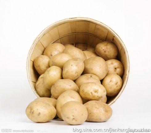 [分享]土豆带皮吃有助降血压