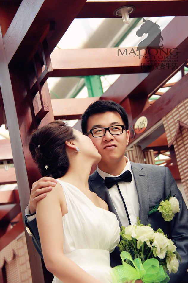 [贴图]建平本地婚礼跟拍。《自然、爱》