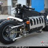 牛!世界上最快的摩托车!
