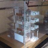 [原创]图吉阳雅苑整体沙盘、联排、独栋、单体模型