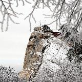 华山奇险  雪景绝美