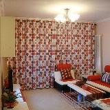 网上找的一套,装修不错的家居效果!