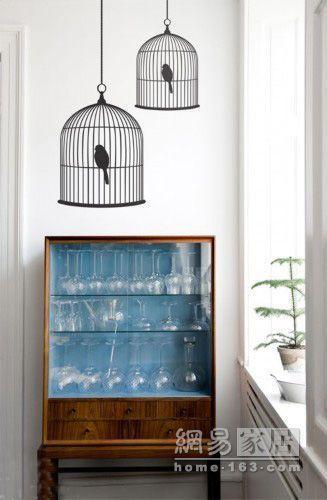 新鲜壁纸看点 鸟儿蘑菇跃上墙