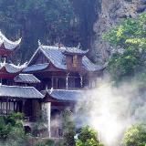 【原创】原生态文物古迹――-青龙洞古建筑群