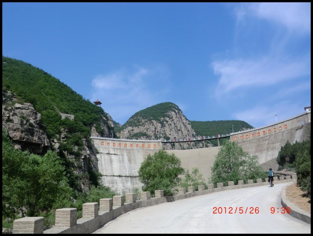 青塔湖风景区导游图