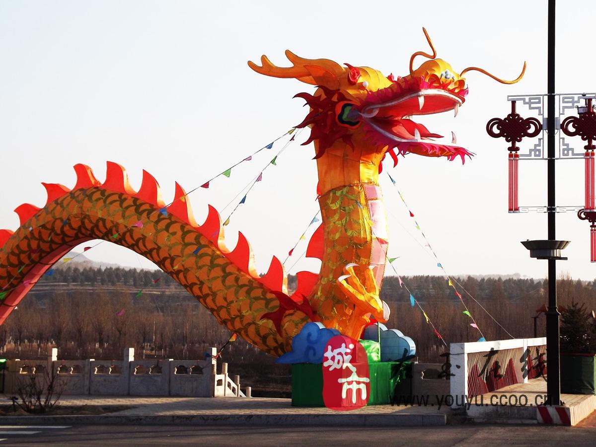 2012春节灯展