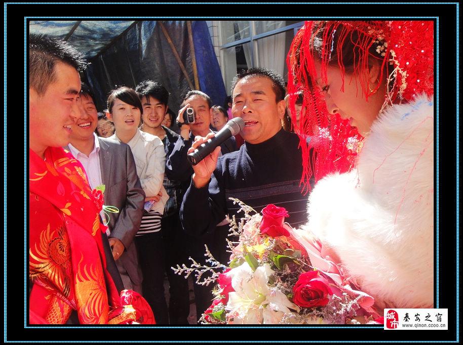 【原创】婚礼现场