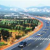黄衢南高速连接线公路建成