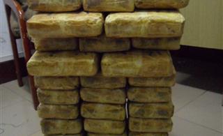 我县公安局连续查破12起毒品案 9名毒贩落网